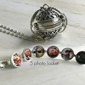 Limited Time Offer Sale – 70 % OFF – Multi-layer Photo Creative Necklace