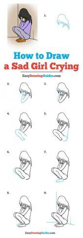53+ Trendy drawing bleistift traurig einfach