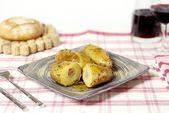Cómo hacer papas rellenas de salchicha en Crock Pot – Crock Pot cooking – # c ….   – decoración hogareña