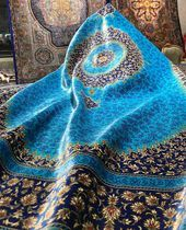 سجاد ايراني حرير خالص Luxury Qom Pure Silk Rugs Luxuryrug Handcraftsphotography Silk Rug Persian Carpet Rugs