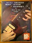 Advanced Rock Guitar Technique Tabs Noten Lehrbuch Notenbuch Mel Bay Griffin #Mu… – Kiepez