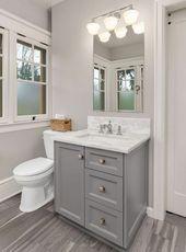 Beste kleine Badezimmer-Ideen – minimalistisch, auf Etat und ZIEGE