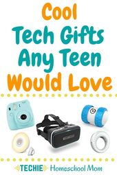Cool Technology Gifts Any Teen Will Love – Techie Homeschool Mom