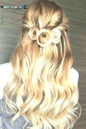 Stylish prom hair care #promhairstyleshalfuphalfdown – #Care #Hair #Prom #prom