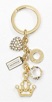 coach wholesale outlet online 45wr  Coach key chain