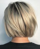 Trendy HairStyles Ideas : The Creative Short Bob Haircuts And Layered Hairstyles   – hair.dessertpin.com
