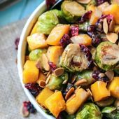 Healthy and Savory roasted brussel sprouts temperature to share with those you l…   – Roasted
