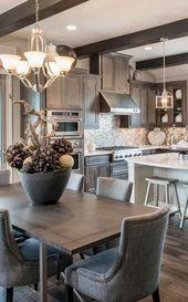 Top 35 modern farmhouse kitchen fixer upper design ideas 22 » birdexpressions.c…