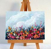 45 Ideen für künstlerische Miniaturmalerei – #f…