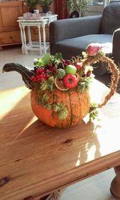 14 Fantastic Diy Pumpkin Decorations Ideas To Beautify Your Home Decor