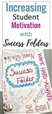 "Rising Scholar Motivation with ""Success Folders"" — Bespoke ELA"