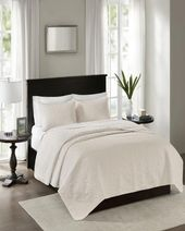 3 Piece Mansfield Quilted Coverlet Mini Set