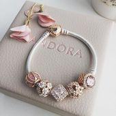 Pandora Armband Charms #Armband #Inspiration #Inspiration #Feder #Mühlen…