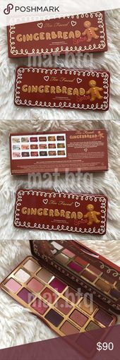 Too Confronted Gingerbread Spice Eyeshadow Palette Restricted Version | SOLD OUT EVERYWH…