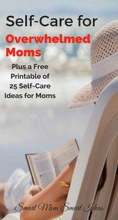 Self-Care-Ideen für Mütter – Blog at Smart Mom Smart Ideas