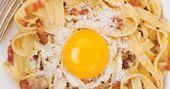 Pâtes Carbonara – Nourriture – #Carbonara #Food # Pâtes   – Pates Recette