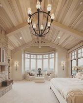 40 coole Beach Master Schlafzimmer Design-Ideen