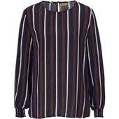 Striped blouses for women