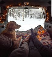 Jealous of @connorrrmorris This looks like life! Living in your van in the …  – Campen