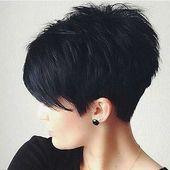 Bester Trend Pixie Cut H … Pixie Haarschnitte für Frauen #Short # Frisur #pixie   – Haare und Beauty