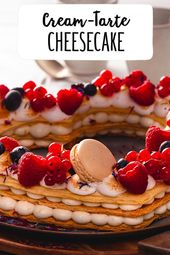 Cream tart cheesecake   – Mutti ist die Beste!