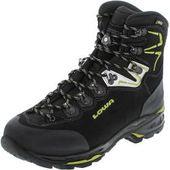 Lowa Ticam Ii Gtx Black Green Mens Alpine Shoes Lowa