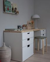 Photo of #Nursery with Ikea furniture photography and styling by Victoria Brikho Lenefo
