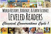 Cycle 1 Readers: Historical past and Science