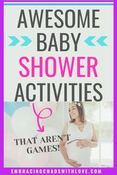 Baby Shower Songs Awesome baby shower ideas you will love!