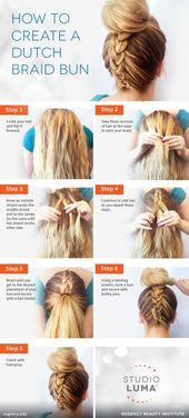 15 top bun tutorials for pairing your turtleneck pullover