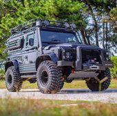 ❄ @defender_trkye Follow us —> @dailyoverland Land Rover #DefenderSeries #De…