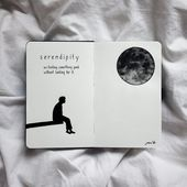 serendipity (n.) finding something good without looking for it | inspired by the new song by jimin from bts 🌑❤️