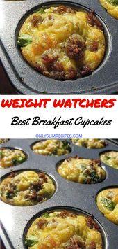 Best Breakfast Cupcakes