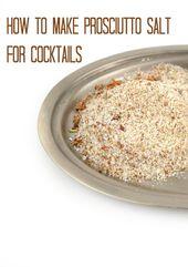 Fleischsalz eignet sich nicht nur hervorragend als Cocktailgarnitur, sondern auch für viel mehr. – Bar Ingredients