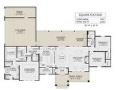 Modern Farmhouse Plan: 1,967 Square Feet, 3 Bedroo…