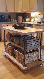 33 clever organizing ideas kitchen storage cabinet 15