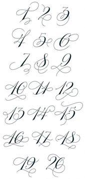 Tattoo Schriften Alphabet Behance 63 Ideen