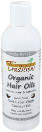 Bio Unscented Haaröl mit Virgin Coconut Oil Bild  #Bild #Bio #Coconut #Haaröl …