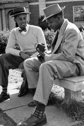 20 Classic Photographs That Seize Black Faculty Scholar Life In The 1940s