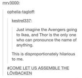 18 Times Tumblr Was Funny As Hell About Thor