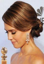 70 neue Ideen für Hochzeitsgäste Make-up-Ideen Up Dos #wedding #makeup,  #Dos #für #hairstyle... -