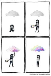 27 Comics, die nur Introvertierte und Menschen mit sozialer Angst verstehen – #angst #comics #introvertierte #menschen #sozialer