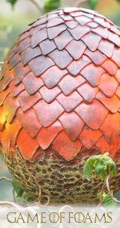 Foam Dragon Egg! – #dragon