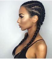 Cornrow hairstyles for 2018 – best hairstyles haircuts