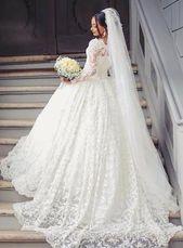 Princess Wedding Dress Models | I kadinev.co