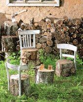 DIY Gartenmöbelideen – Kleines Stück von mir  #gartenmobelideen #kleines #stuc… – Garten