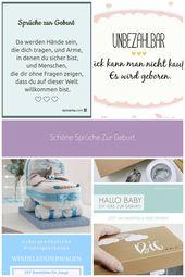 Hier finden Sie die schönsten Sprüche für neue Eltern oder Verwandte …   – geschenkideenpintsense