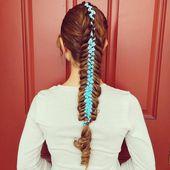 Wirklich lieben dieses Haar #shortbraidedhairstyles
