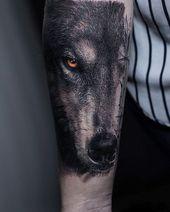 Um Ihr Tattoo besser zu schützen, das sich auf dem Teil des Körpers befindet, der …