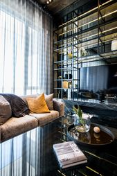 Dramatic Sea Views And Sophisticated Ambiance In The Fairmont Penthouse Interior Design Home Decor Luxury Penthouse